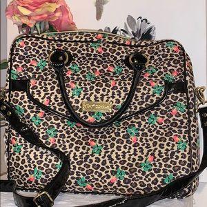 Betsy Johnson laptop bag 💼